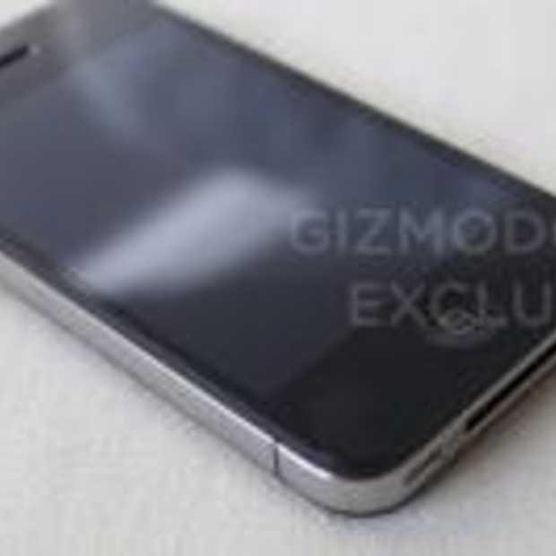Is de witte iPhone 4 volgende week al beschikbaar?