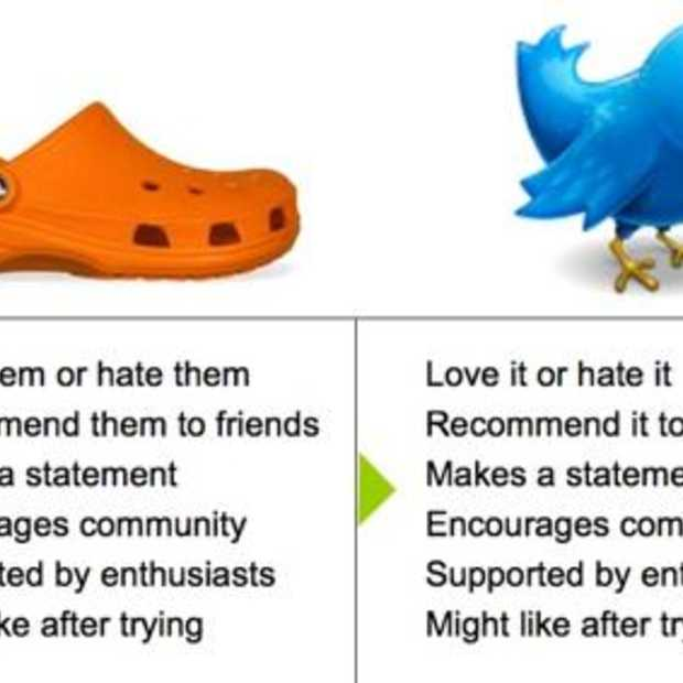Is Twitter the CROCS of the web?