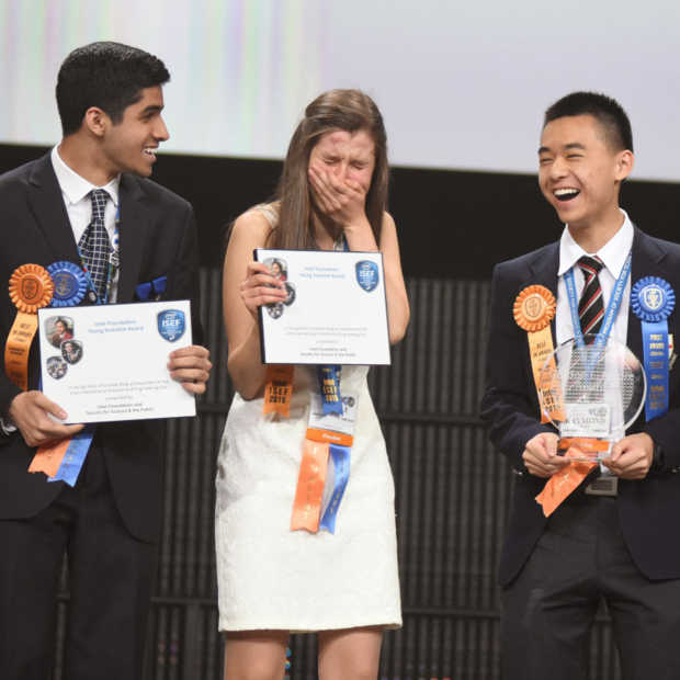 INTEL ISEF 2015: Internationale Science Fair in Pittsburgh gewonnen door Canadese Leerling van 17 jaar