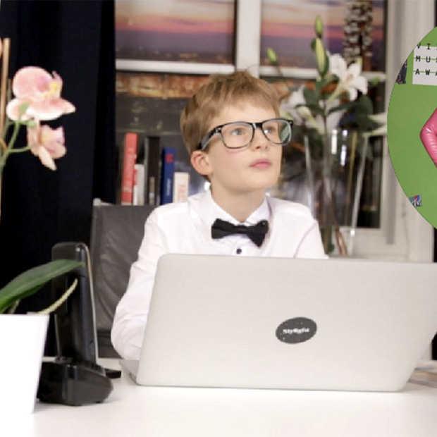 De 9-jarige Jack blikt terug op modejaar 2015