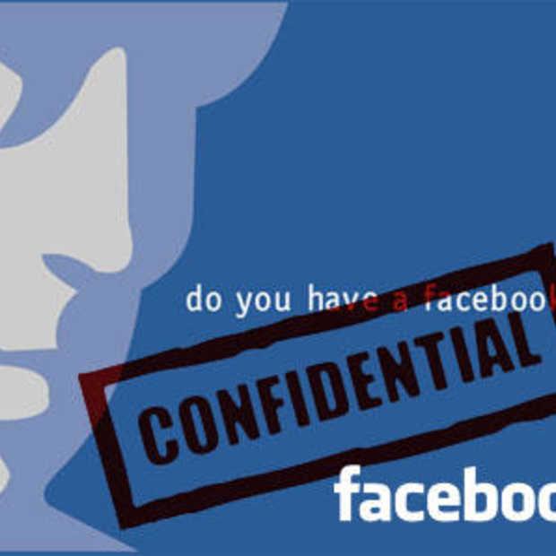 Je zit op een sollicitatiegesprek en er wordt gevraagd om jouw Facebook wachtwoord ...
