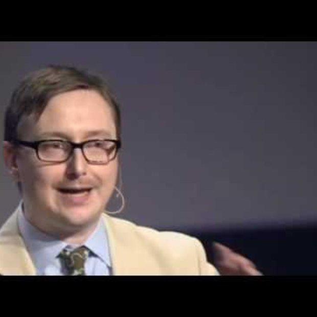 John Hodgman: Aliens, Love, where are they ? #TEDxAMS