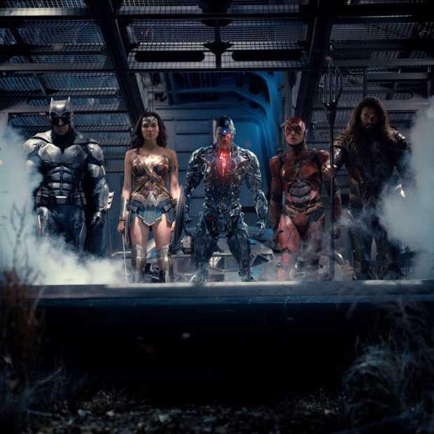 Eerste officiële trailer Justice League belooft een flink spektakel