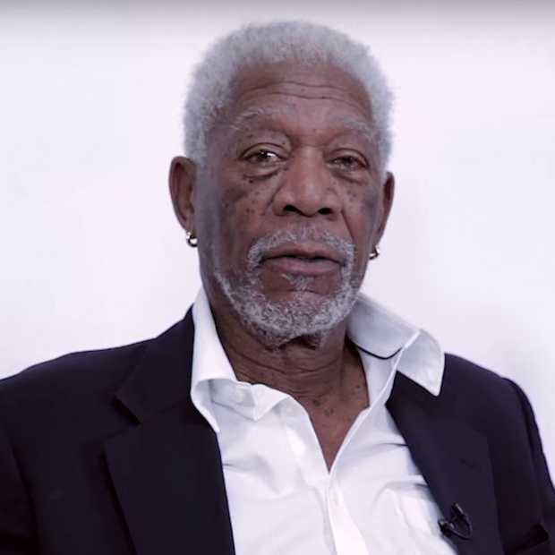 Morgan Freeman geeft dramatische twist aan 'Love Yourself' van Justin Bieber