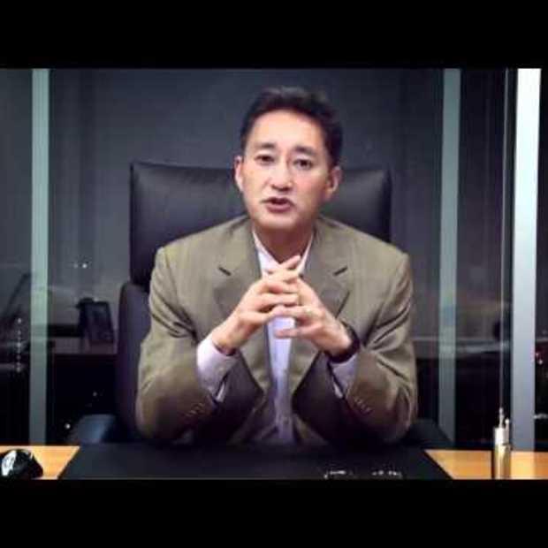 Kaz Hirai speech over terugkeer Playstation Network