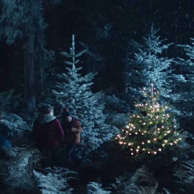 IKEA laat de essentie van kerst zien in deze prachtige commercial
