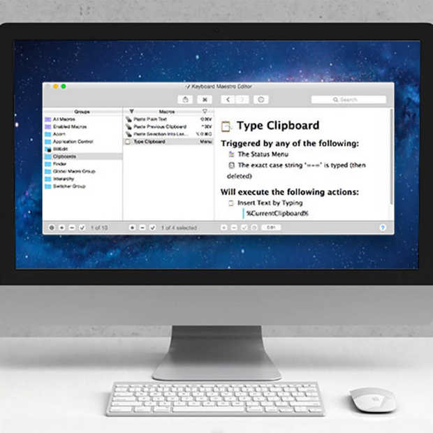 DC Deals: Keyboard Maestro voor Mac