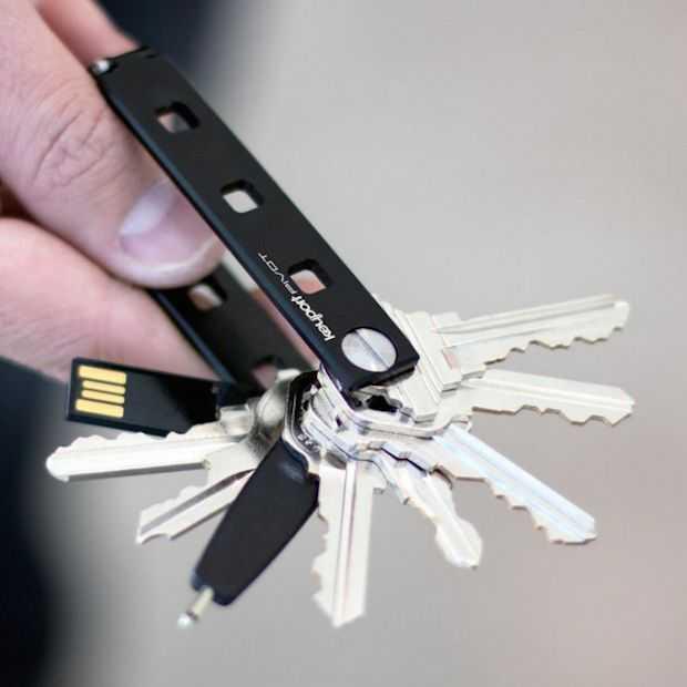 Keyport: de gadget die je NU wil hebben