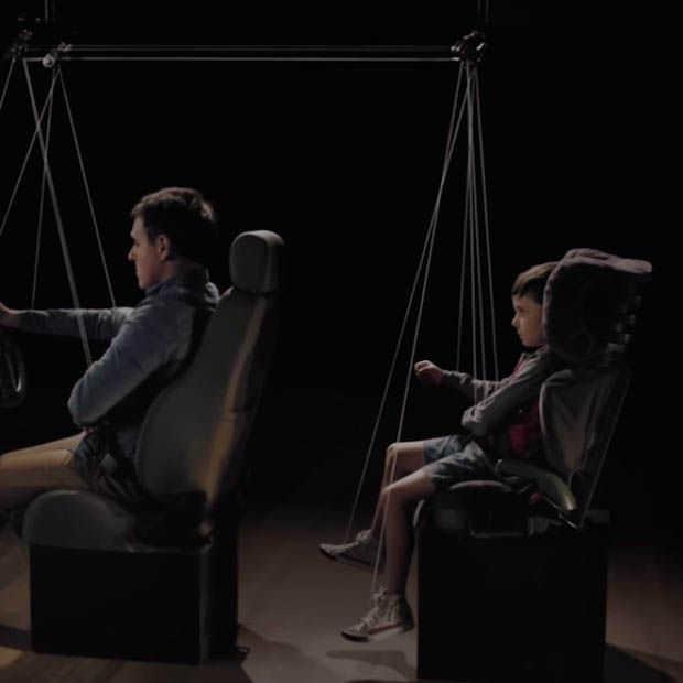 Ouders beïnvloeden rijgedrag van kinderen al op jonge leeftijd