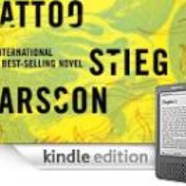 Kindle 3 megahit voor Amazon