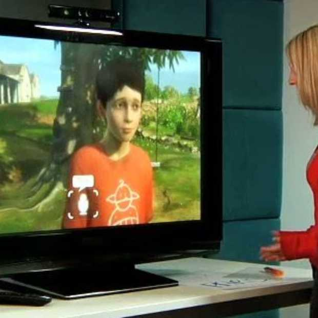 Kinect's 'Milo': geen release, wel een doel