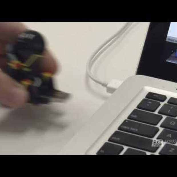 Naughty USB toy