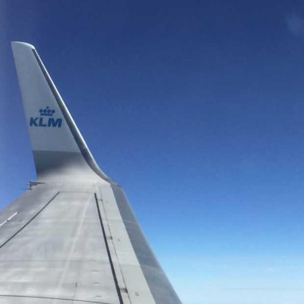 Schiphol, we have a lift-off, KLM heeft een nieuwe app