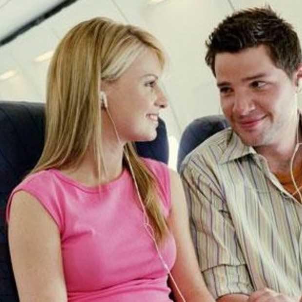 KLM biedt stoelkeuze op social media profiel