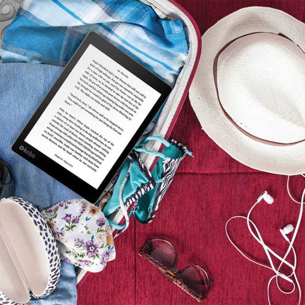 Kobo Aura ONE: Een grotere en waterbestendige e-reader