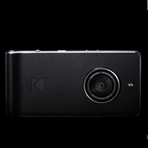 De Kodak Ektra: meer camera dan smartphone