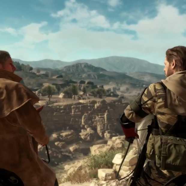 Konami deelt haar Metal Gear Solid V E3-presentatie met iedereen