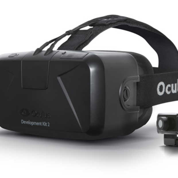 Krijgt de Oculus Rift een nieuw jasje?