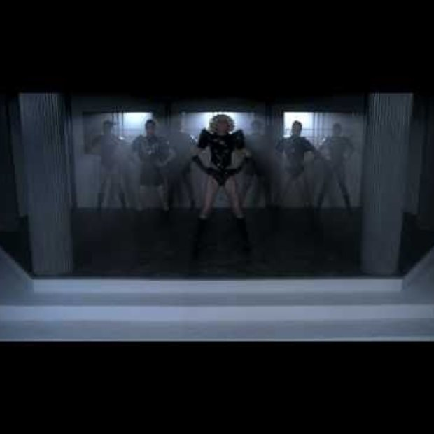 Lady Gaga - Dance in the Dark - Music Video