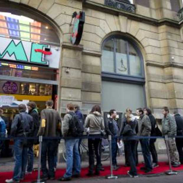 Lange rijen bij start winkelverkoop Nintendo 3DS
