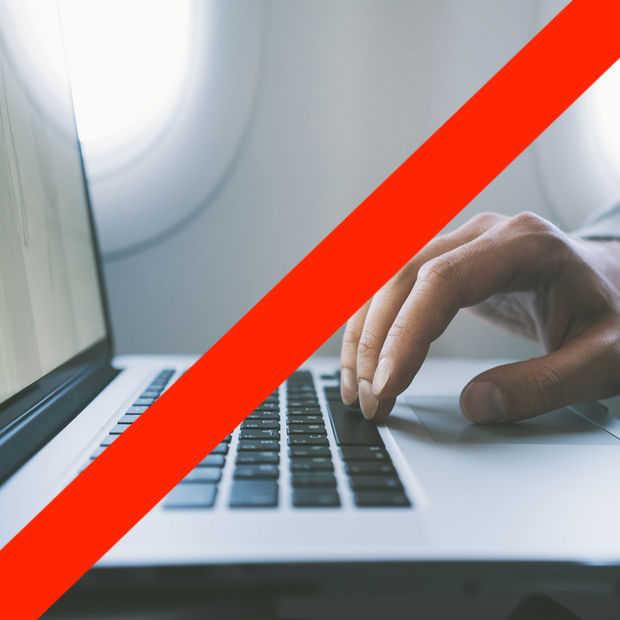Waanzin - VS overweegt laptopverbod ook voor Europese reizigers