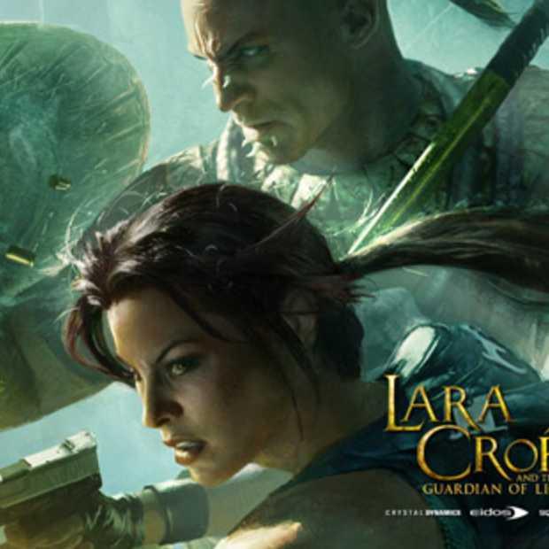 Lara Croft wil nog even niet samen spelen