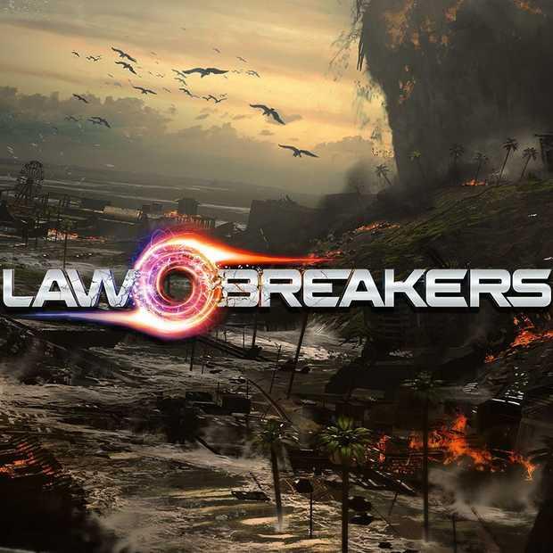 Lawbreakers: snel, sneller, snelst