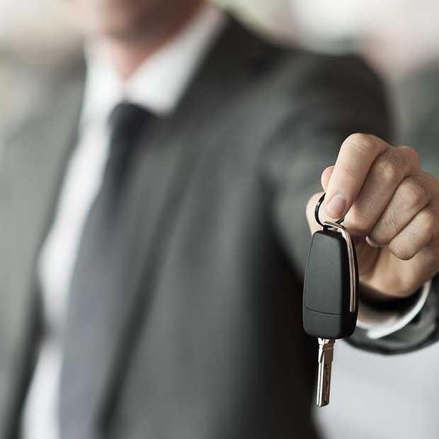 Gegevens van honderdduizenden leaserijders op straat