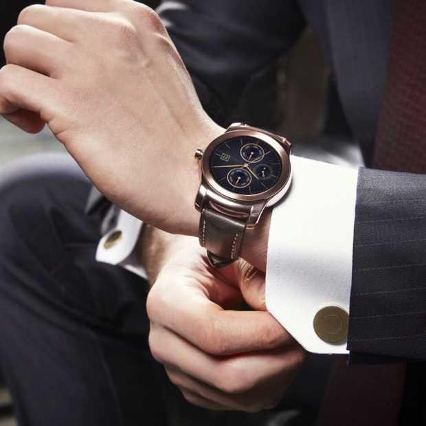 Nieuwe LG smartwatch lijkt op 'gewoon' horloge