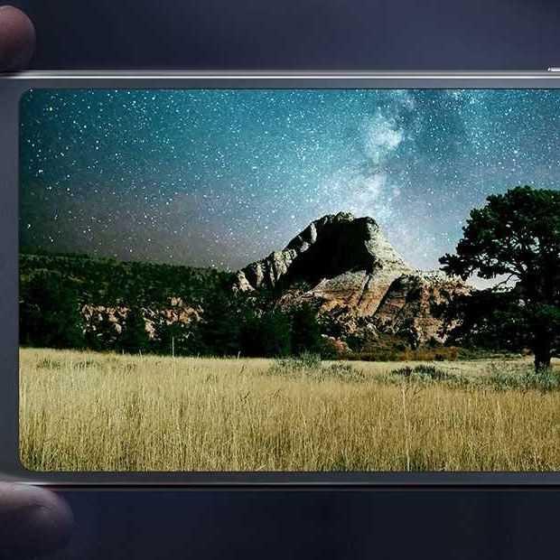 LG's nieuwe V30 krijgt bijna randloos OLED-scherm van plastic