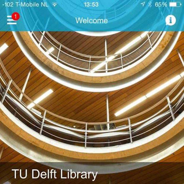 TU Delft heeft eerste bieb met iBeacon technologie