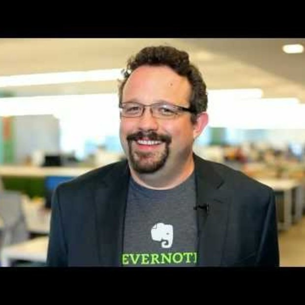 Life at Evernote : CEO Phil Libin legt uit
