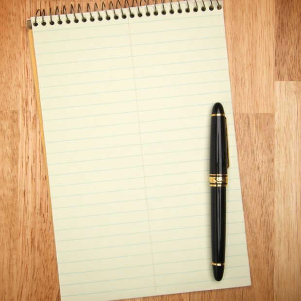 Lijst van de maand: 5 tips om met free writing van je schrijversblok af te komen
