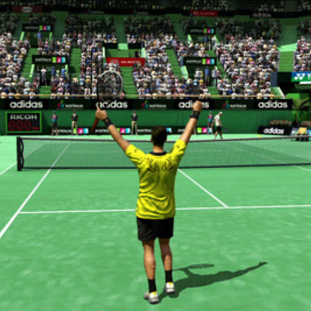 Like de GC Facebook pagina en win Virtua Tennis 4 plus een Playstation Move controller! [wedstrijd]