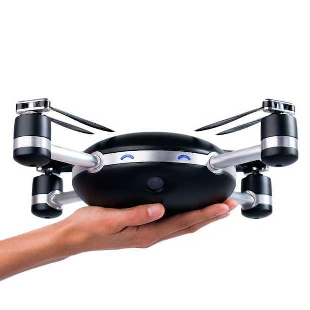 Lily, de Drone die iedereen wel wil hebben