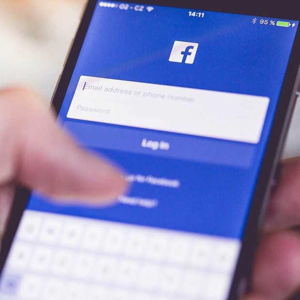 Facebook sluit deals met mediabedrijven en celebrities voor Facebook Live