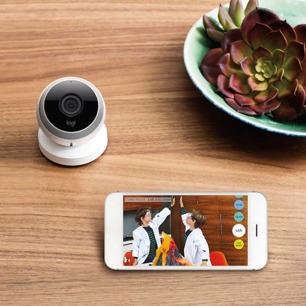Logi Circle: de ideale camera voor jouw huis!