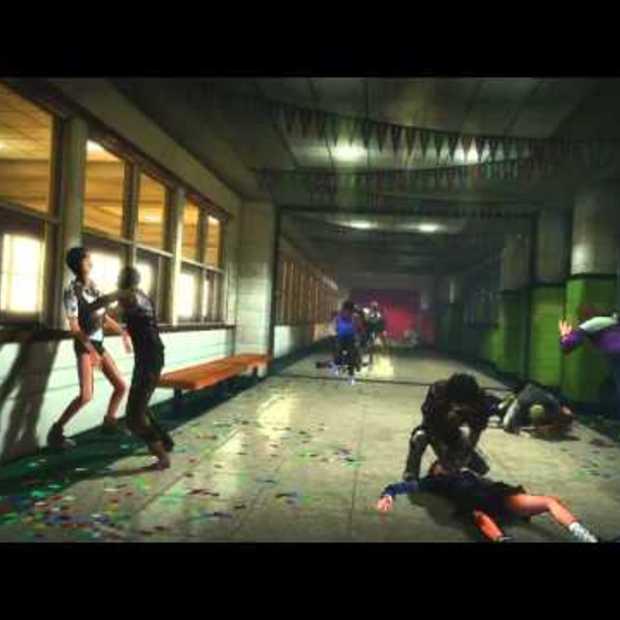Lollipop Chainsaw launch trailer