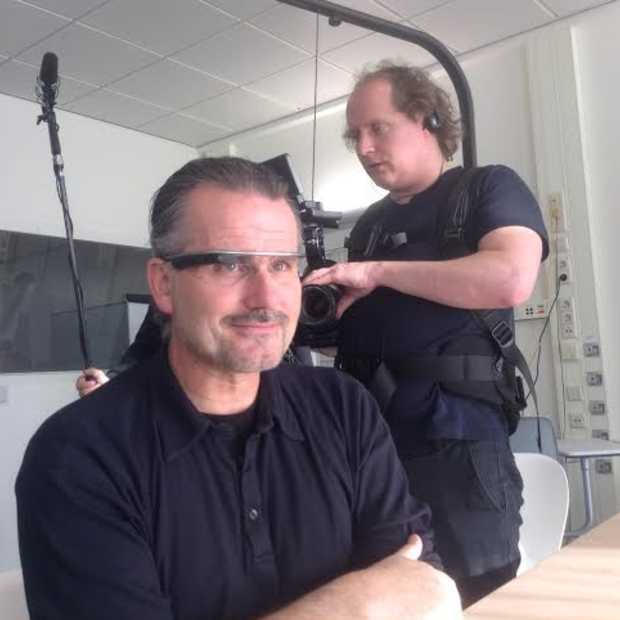 Lucien Engelen: Nederlandse Google Glass pionier [interview]