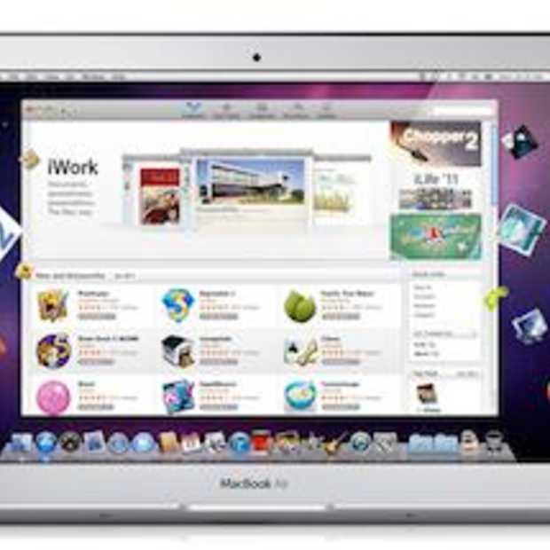 Mac App store : 24 uur later