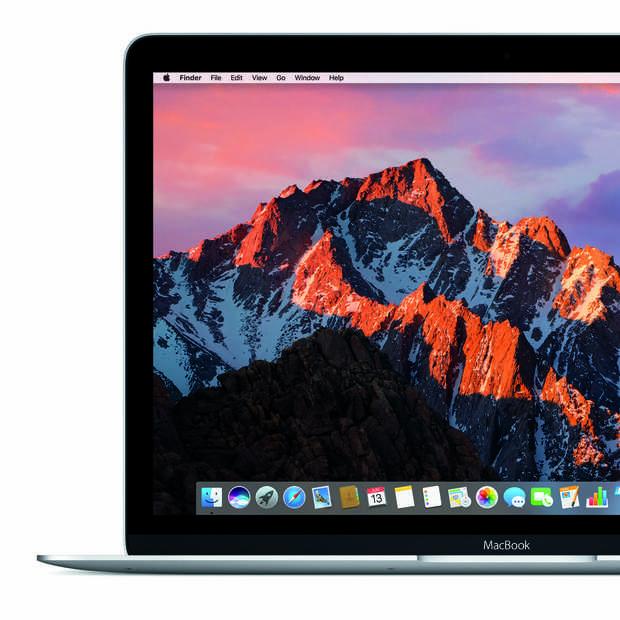 Eerste preview van macOS Sierra