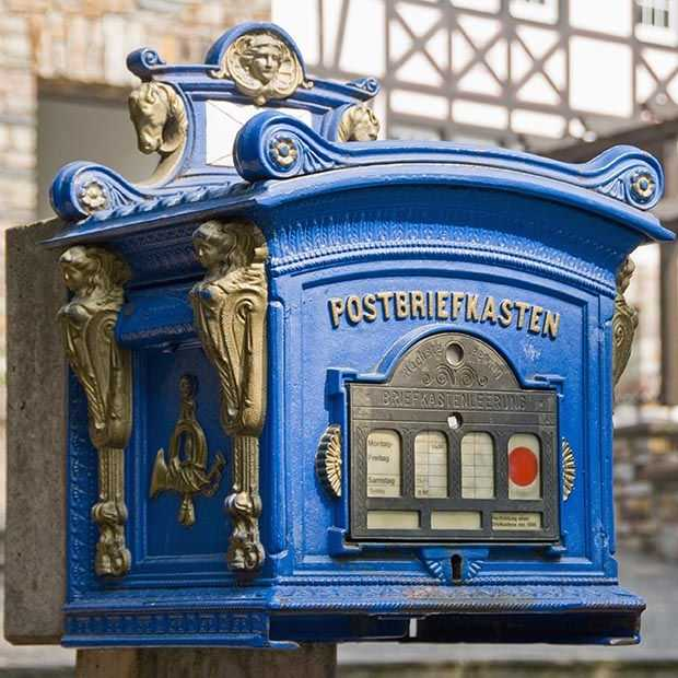 In Nederland gebruikt 90% e-mail