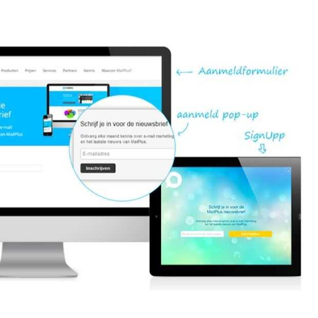 MailPlus lanceert app voor verzamelen van e-mailadressen