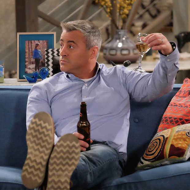 Joey & Chandler keren terug op de buis!