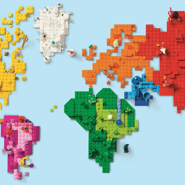 LEGO in 2015: een aantal leuke feitjes
