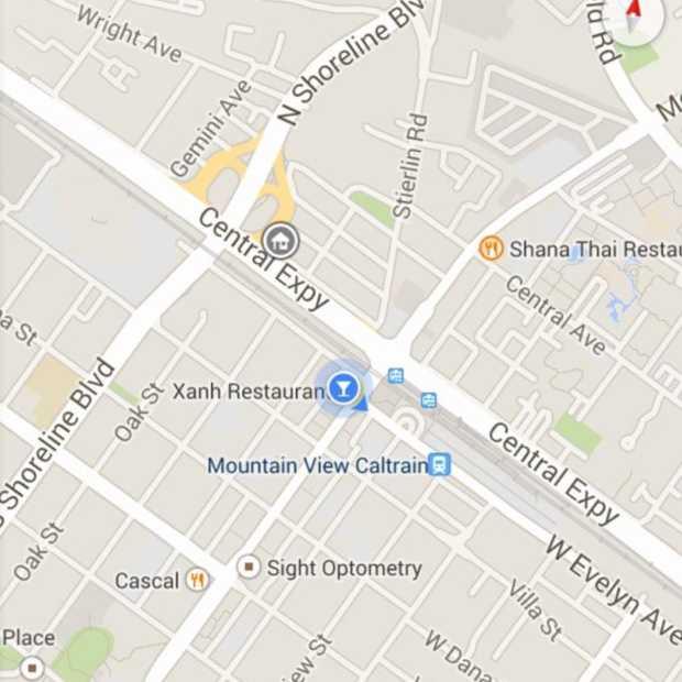 Explore functie toegevoegd aan Google Maps