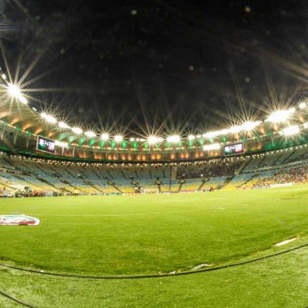 Maracanã; technologie van Schneider Electric vormt het hart van het finalestadion
