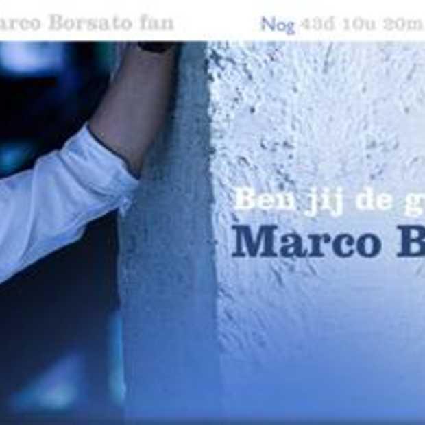Marco Borsato actiesite van Bol.com