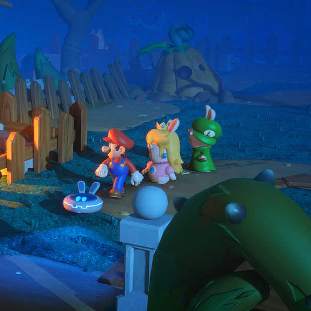 Mario + Rabbids: Kingdom Battle is een grote verrassing
