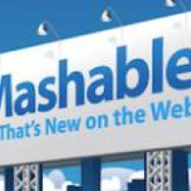Mashable in handen van AOL?
